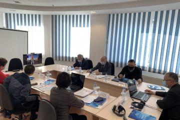 Водная Политика и Трансграничное Сотрудничество в рамках Шестого заседания Межведомственного координационного совета по Национальному диалогу о водной политике в Казахстане