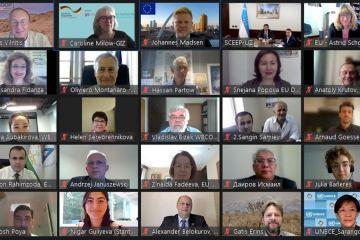 Информация о 10-м заседании Рабочей группы Европейского Союза – Центральной Азии по окружающей среде и изменению климата